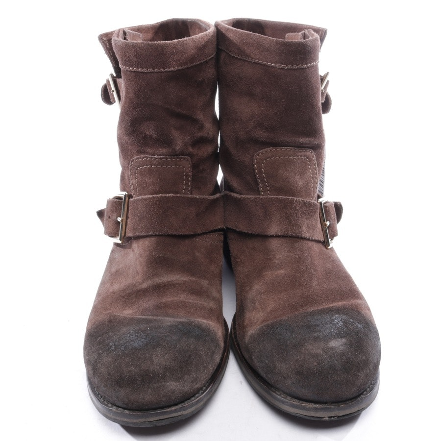 ankle boots from Jimmy Choo in brown size EUR 38,5