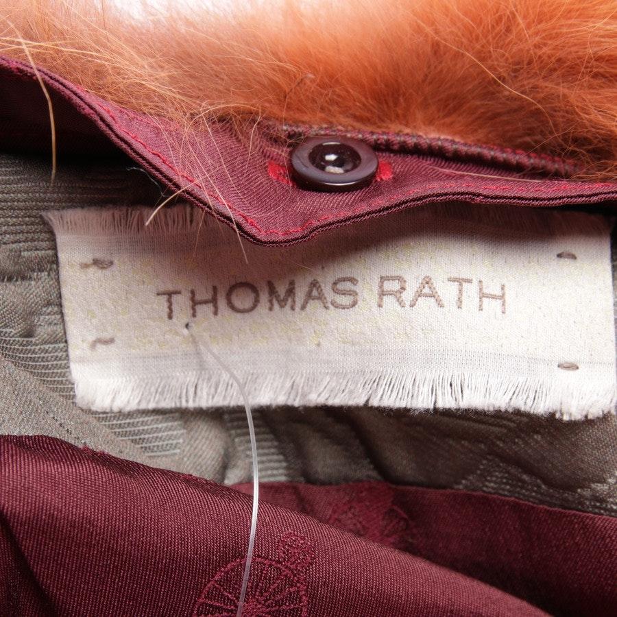 Übergangsmantel von Thomas Rath in Multicolor Gr. DE 38