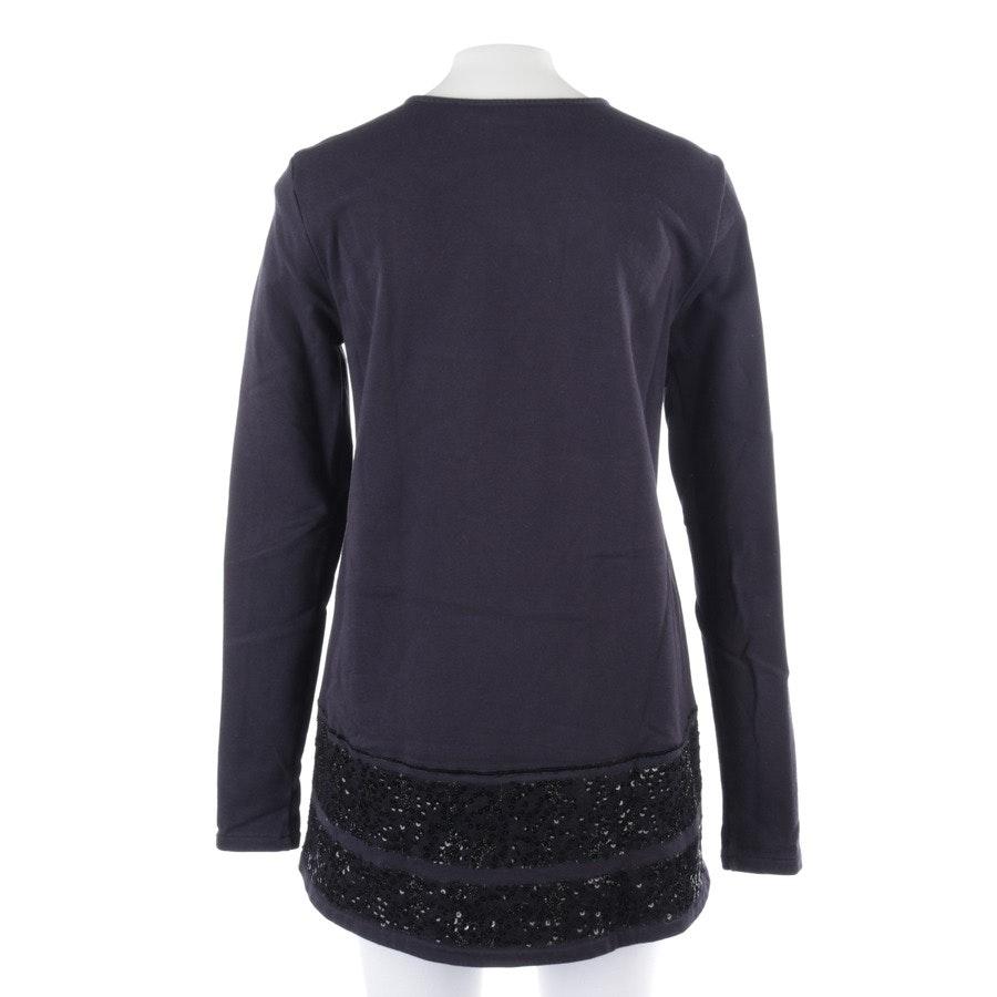 Sweatshirt von Schumacher in Nachtblau Gr. 36 / 2