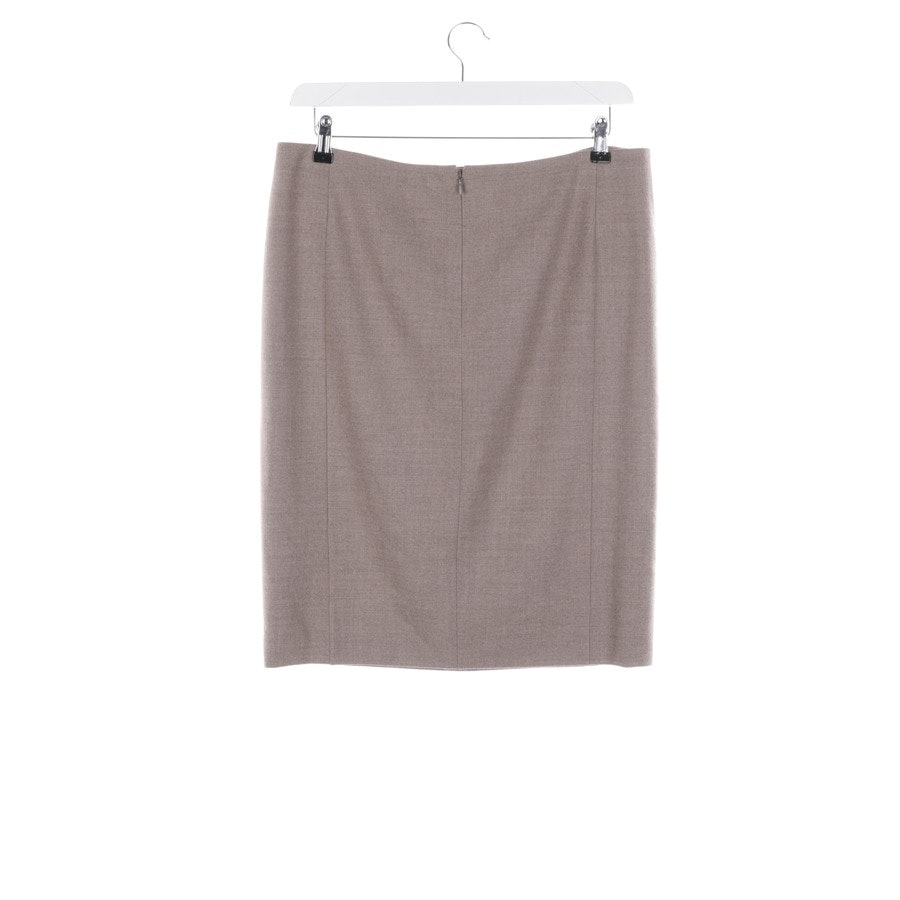 skirt from Akris in brown size 42