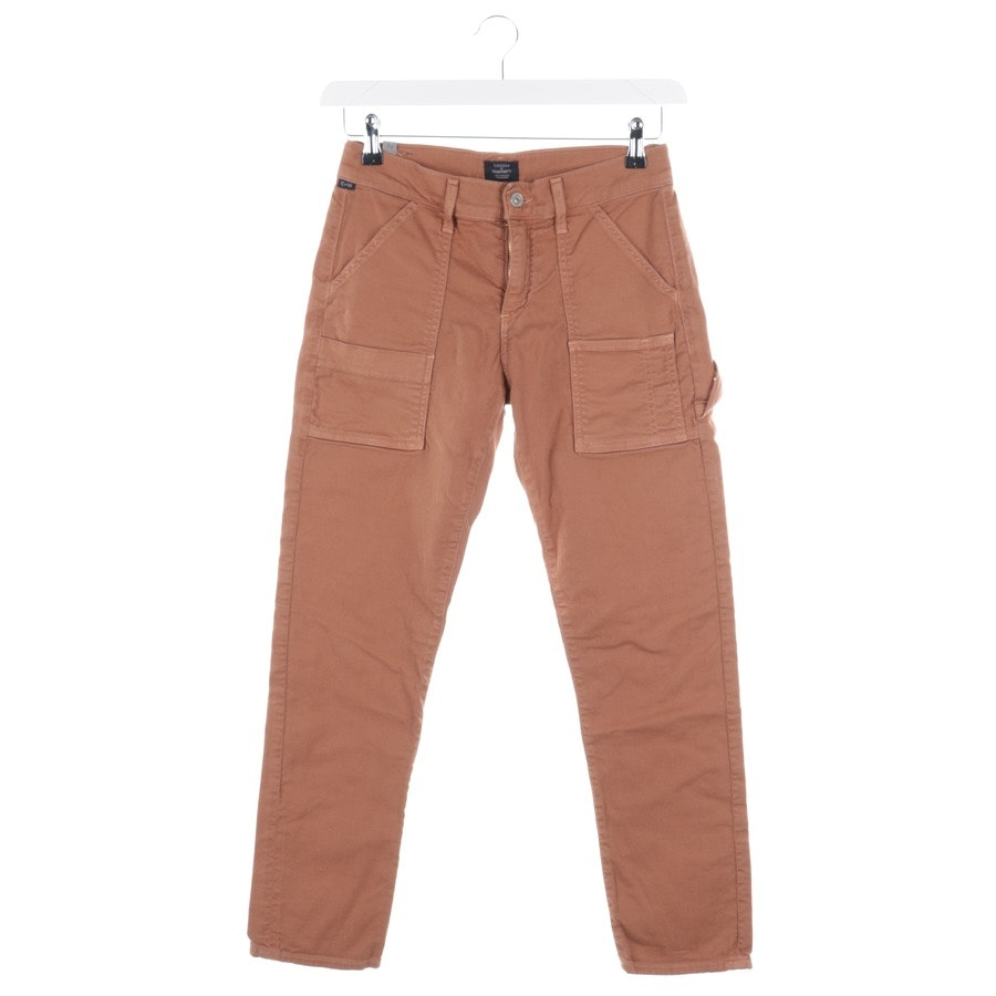 Jeans von Citizens of Humanity in Rotbraun Gr. W25