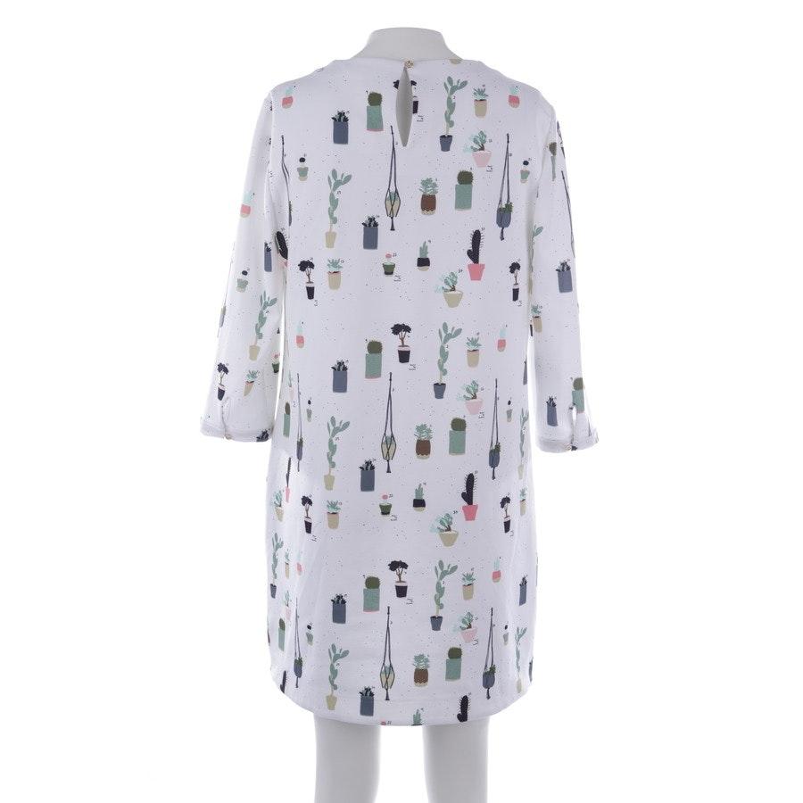 Kleid von Ted Baker in Weiß und Multicolor Gr. 38 / 3