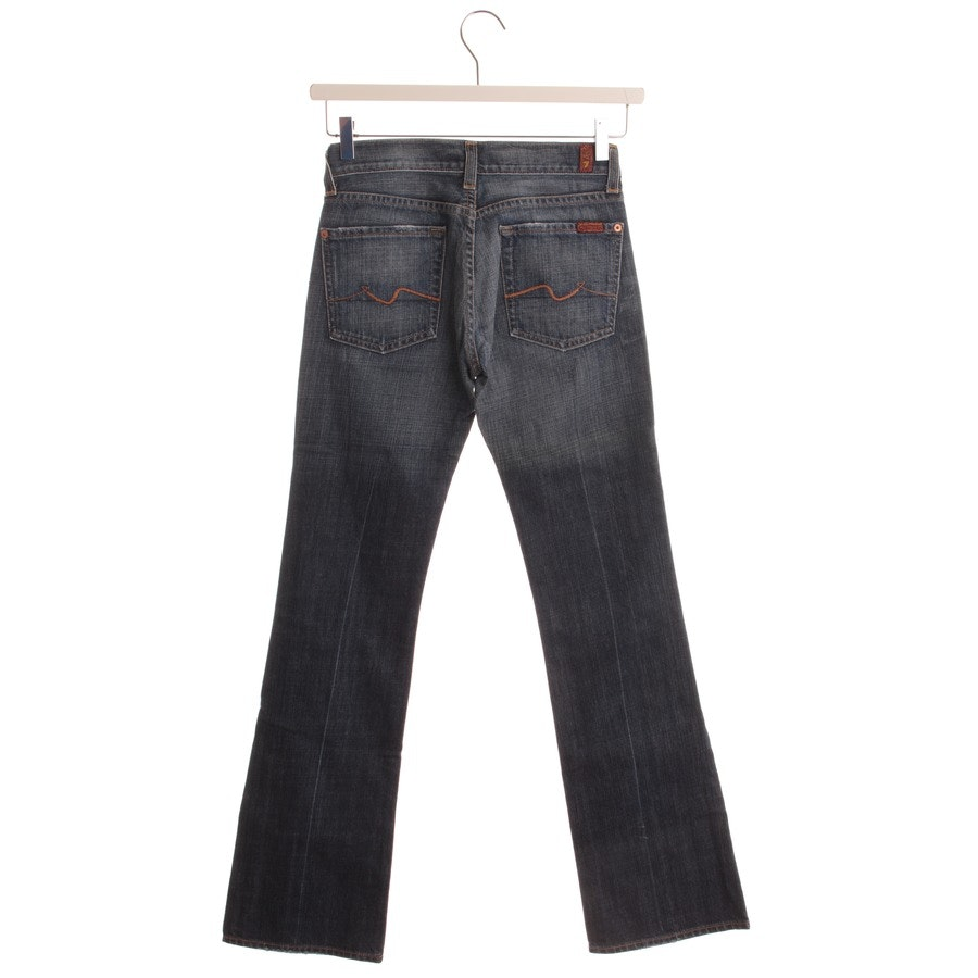jeans from 7 for all mankind in jeans blue size W24