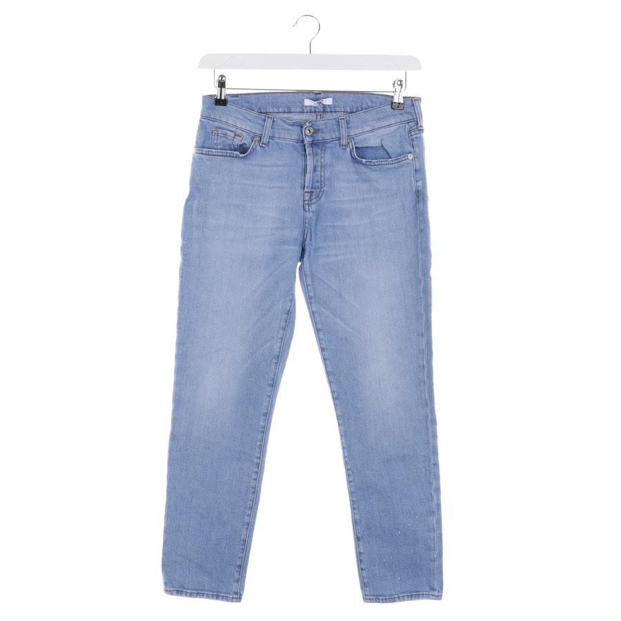 Jeans von 7 for all mankind in Blau Gr. W26 - Josefina