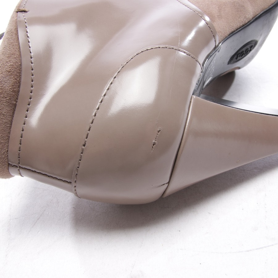 ankle boots from Tod´s in brown size EUR 39
