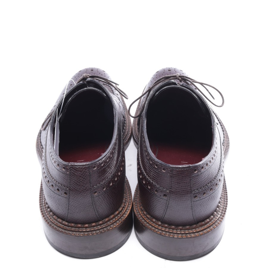 loafers from Louis Vuitton in auburn size EUR 43 UK 9
