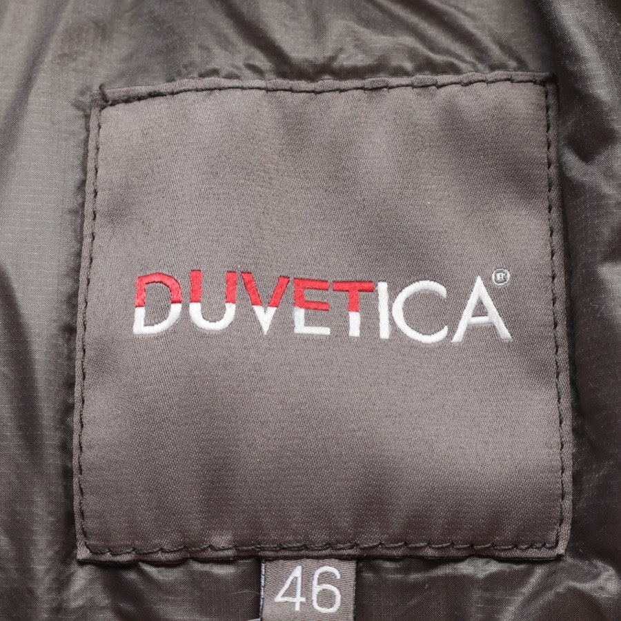 Daunenjacke von Duvetica in Grau Gr. 40 IT 46