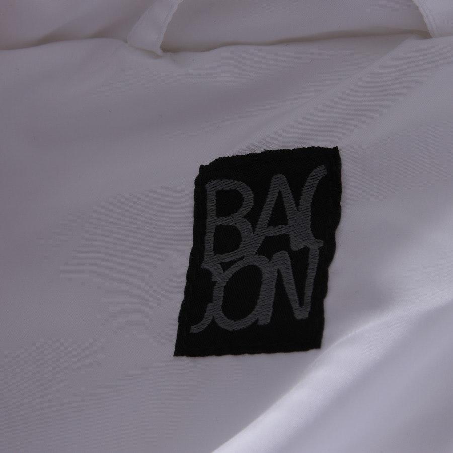 Daunenjacke von Bacon in Weiß Gr. S