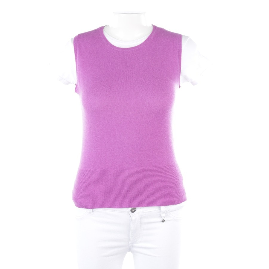 slipover from Allude in purple size M