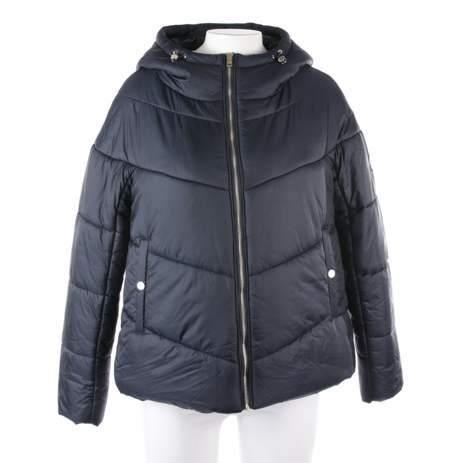winter coat from Tommy Hilfiger in pacific blue size M