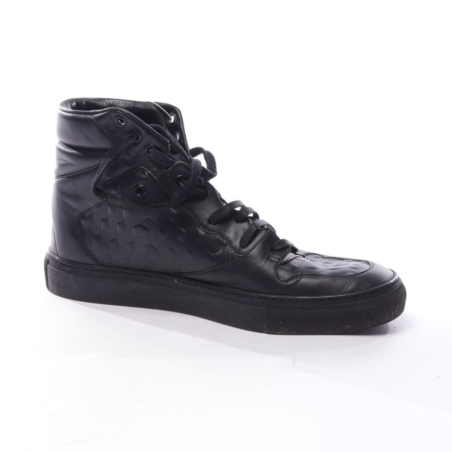 High-Top Sneaker von Balenciaga in Schwarz Gr. D 40 - Monochrome