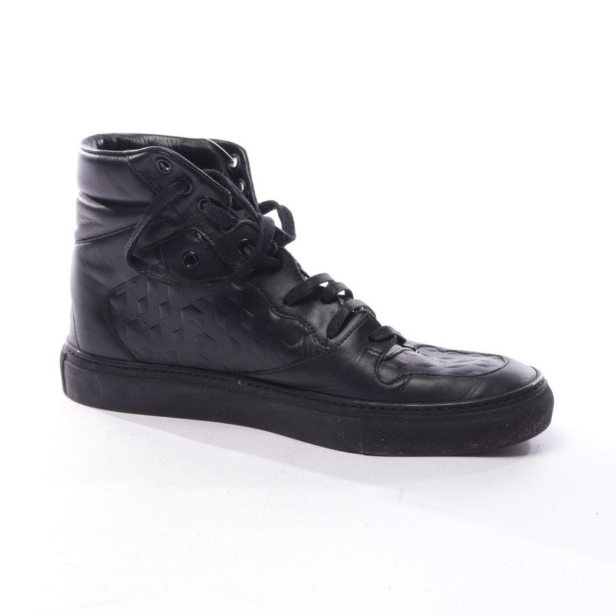 High-Top Sneaker von Balenciaga in Schwarz Gr. D 40 - Monochrome