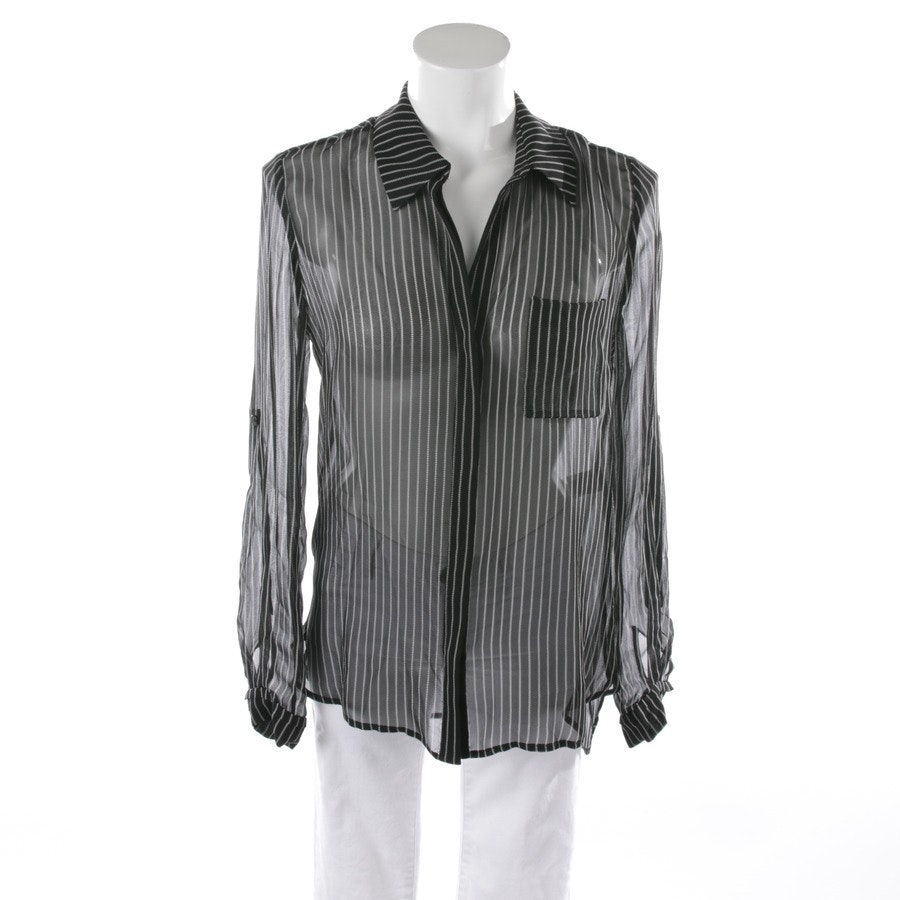 blouses & tunics from Diane von Furstenberg in black and white size 34 US 4