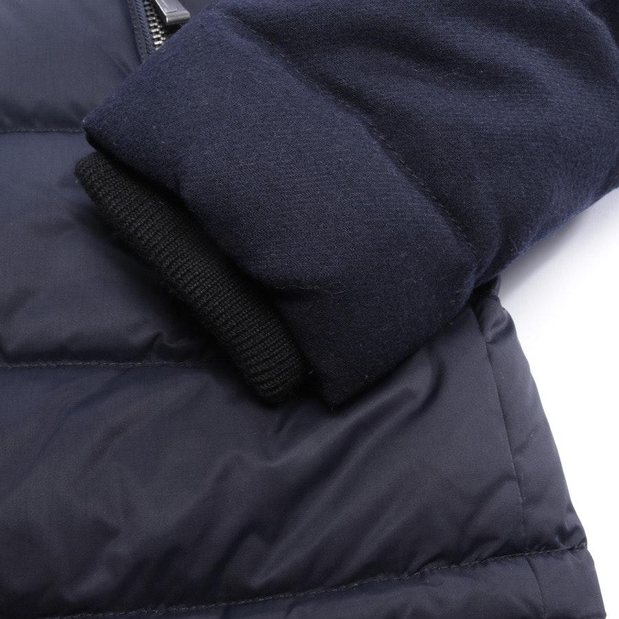 Winterjacke von Just Cavalli in Dunkelblau Gr. 50