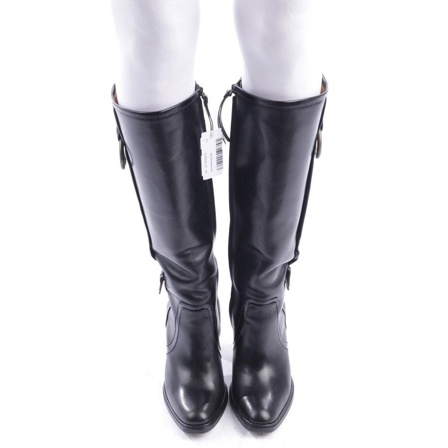 Stiefel von Hugo Boss in Schwarz Gr. EUR 39