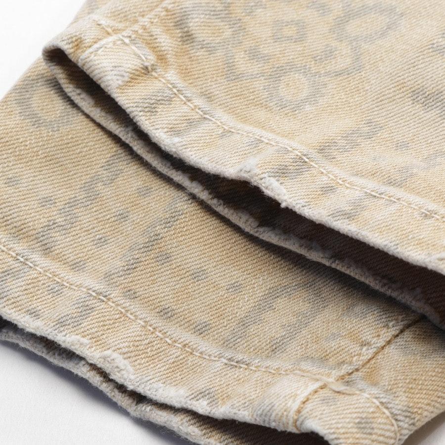 Jeans von Current/Elliott in Beigebraun und Grau Gr. W29