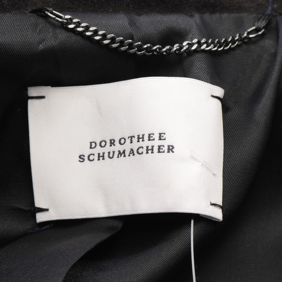 leather jacket from Dorothee Schumacher in mokka-brown size 34 / 1