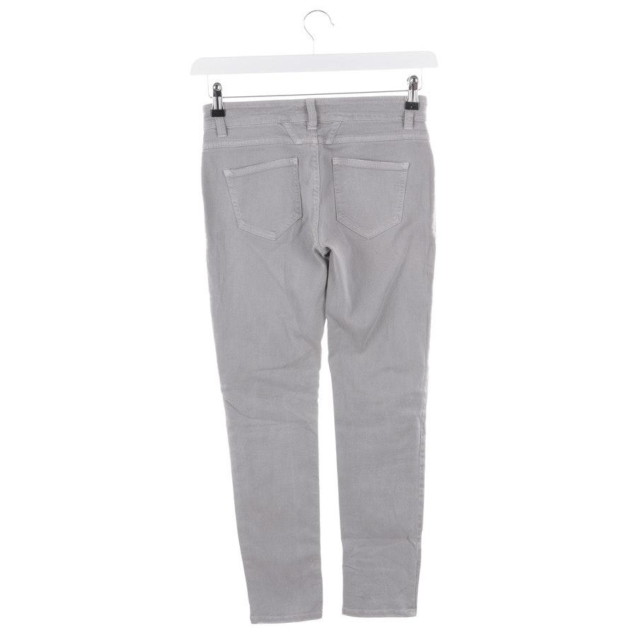 Jeans von Closed in Hellgrau Gr. W24 - Pedal-X