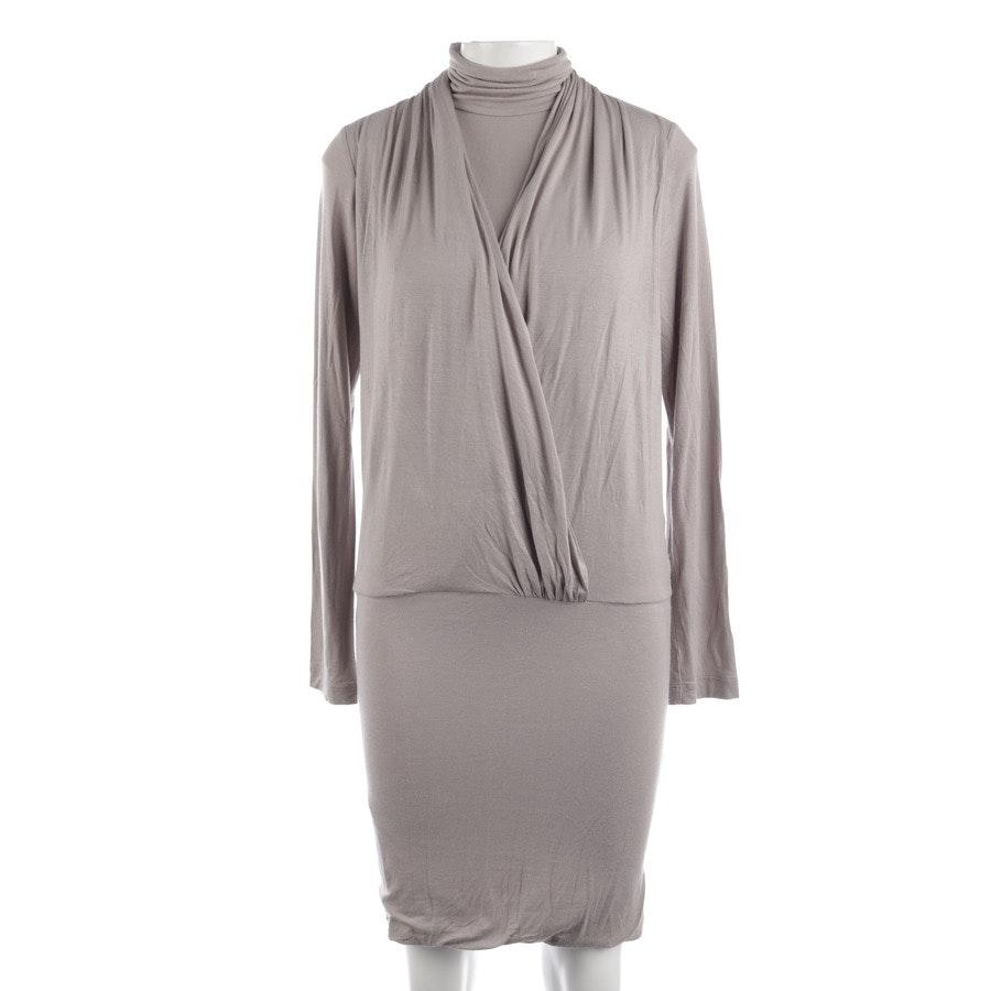 Kleid von Repeat in Hellgrau Gr. 36
