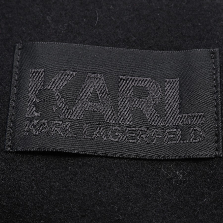 between-seasons jackets from Karl Lagerfeld in black size 40 IT 46