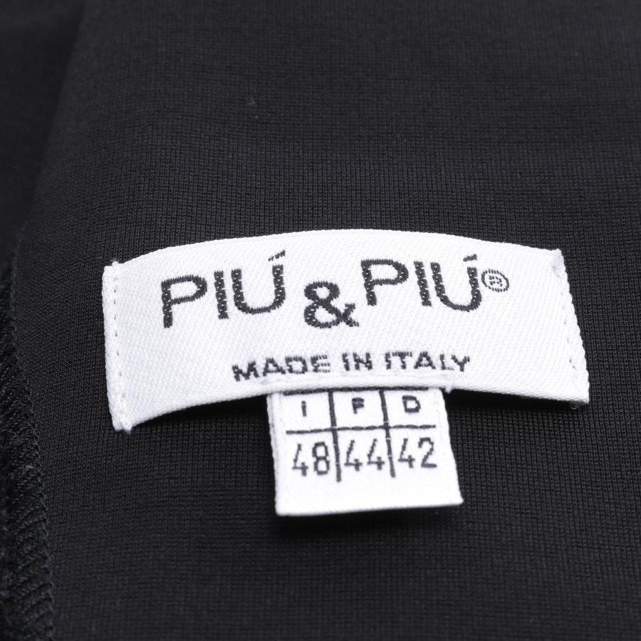 summer jackets from Piu & Piu in black size 36