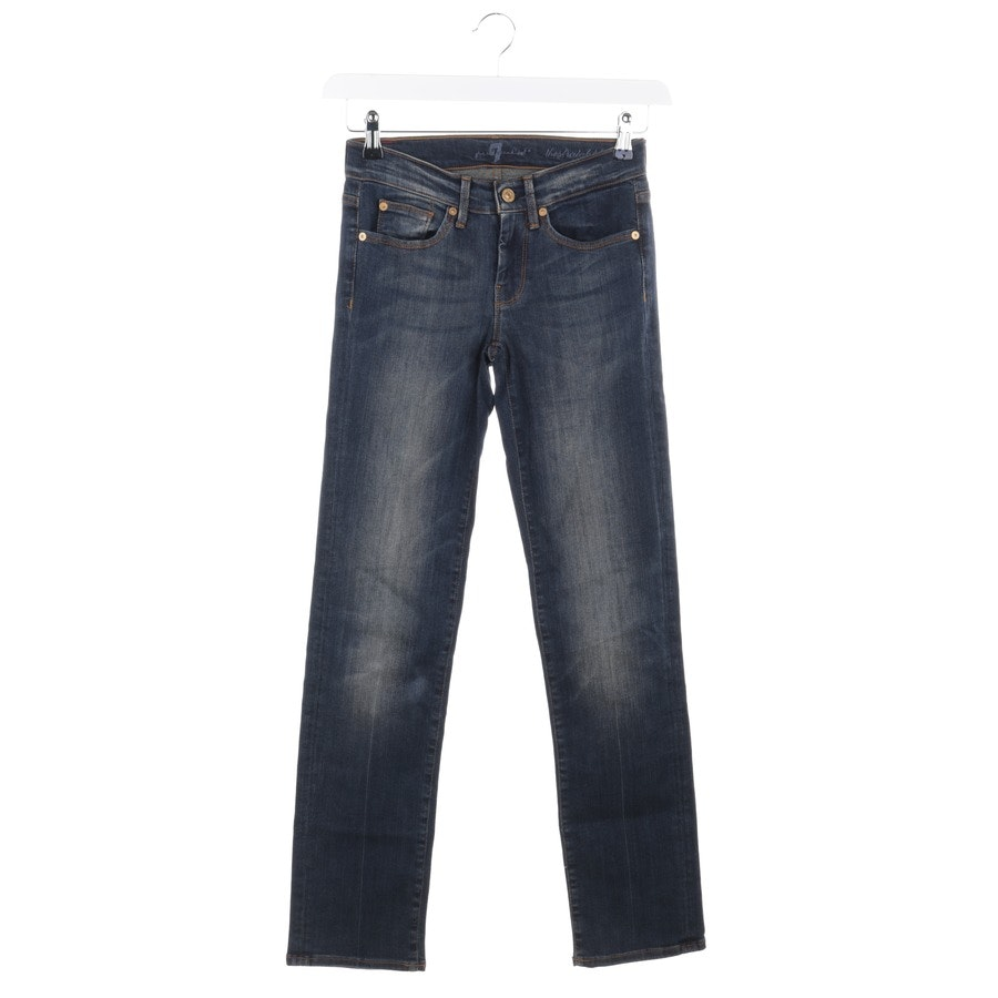 Jeans von 7 for all mankind in Blau Gr. W25 - The Straight Leg