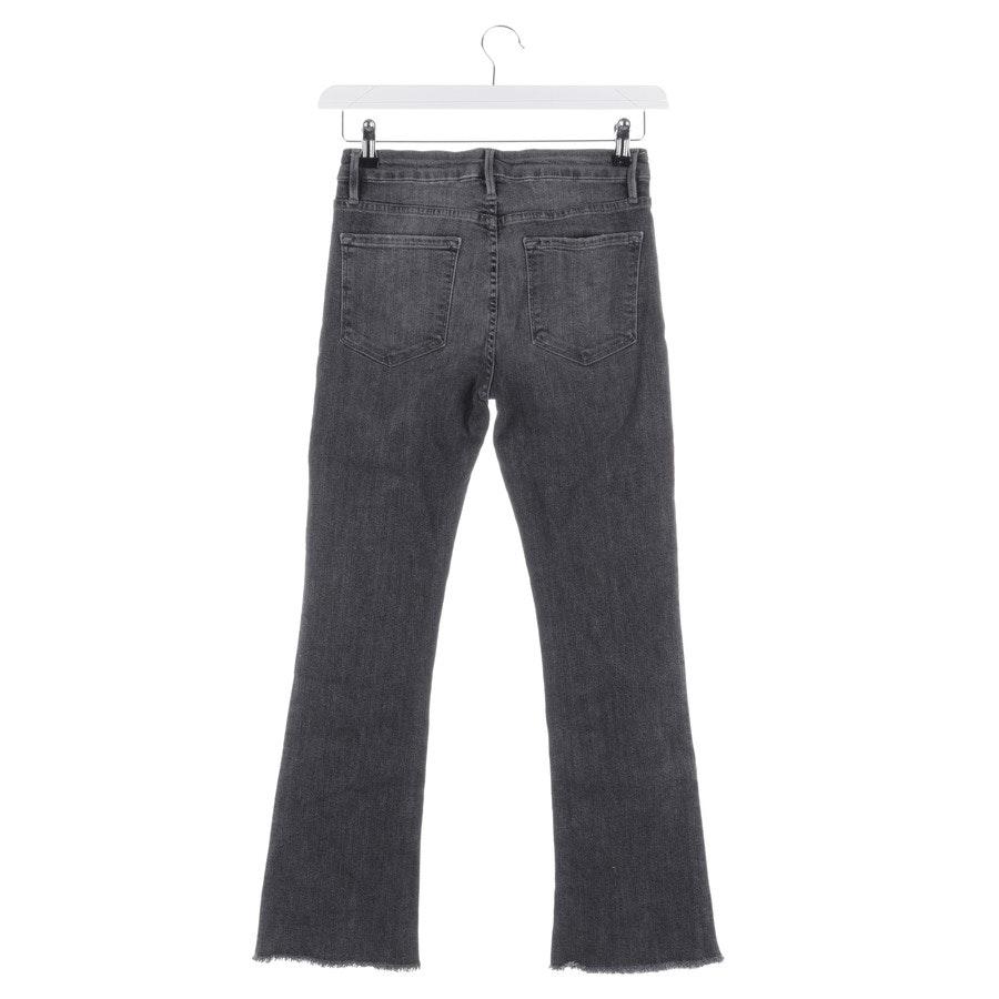 Jeans von Frame in Grau Gr. W26