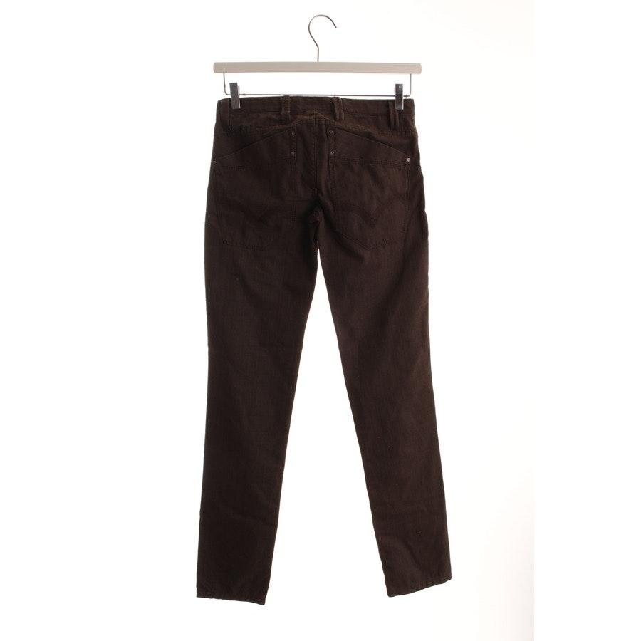 Hose von Drykorn in Braun Gr. W26