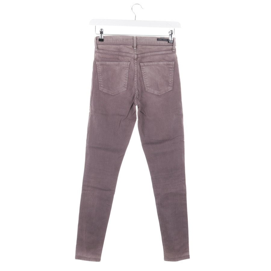 jeans from Citizens of Humanity in eggplant size W26 - rocket