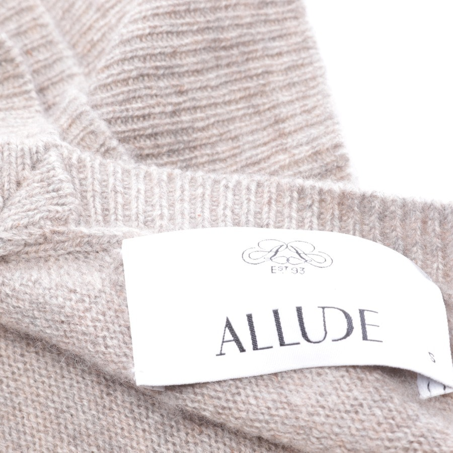 knitwear from Allude in brown size S