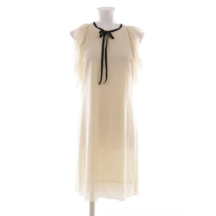 dress from Philosophy di Lorenzo Serafini in cream size 38
