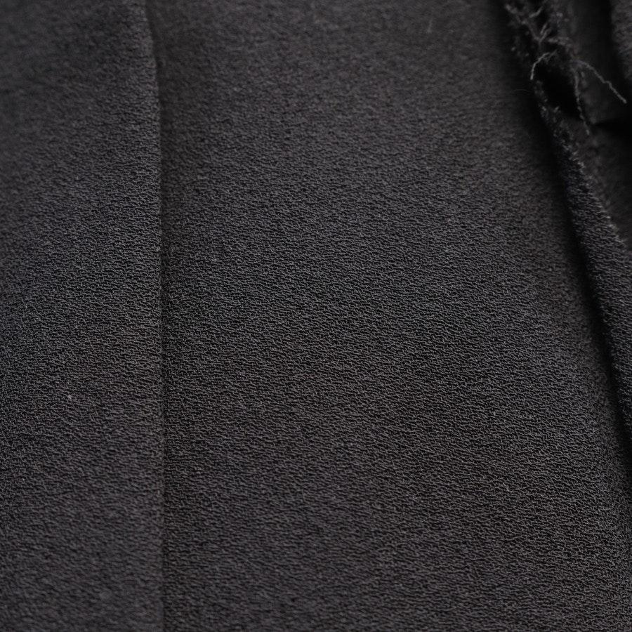 Seidenbluse von Balenciaga in Schwarz Gr. 34 FR 36
