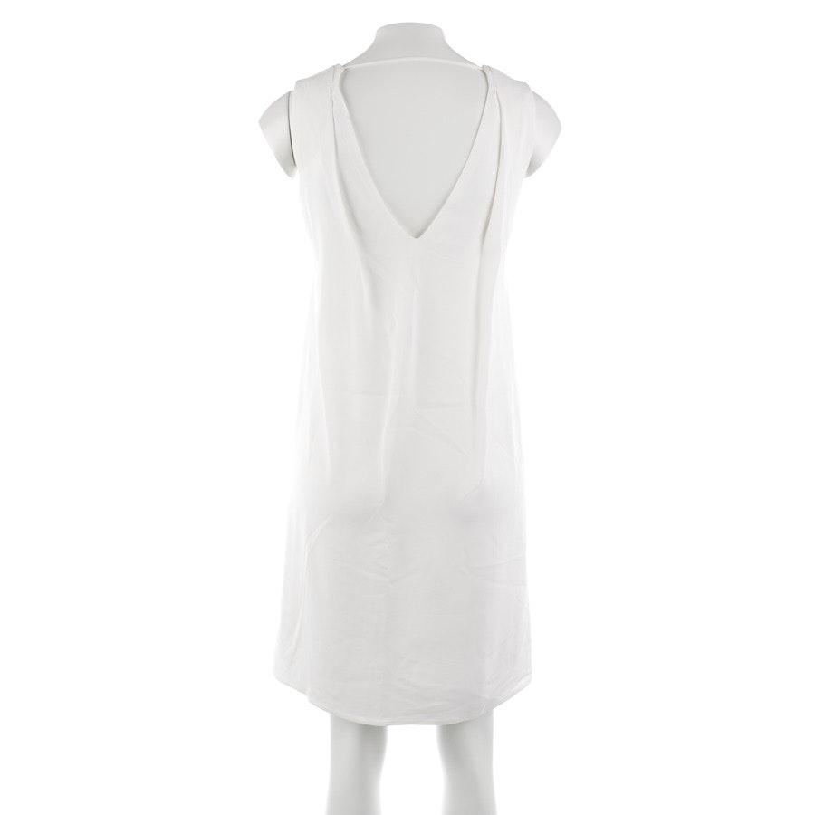Sommerkleid von Patrizia Pepe in Cremeweiß Gr. 34 IT 40