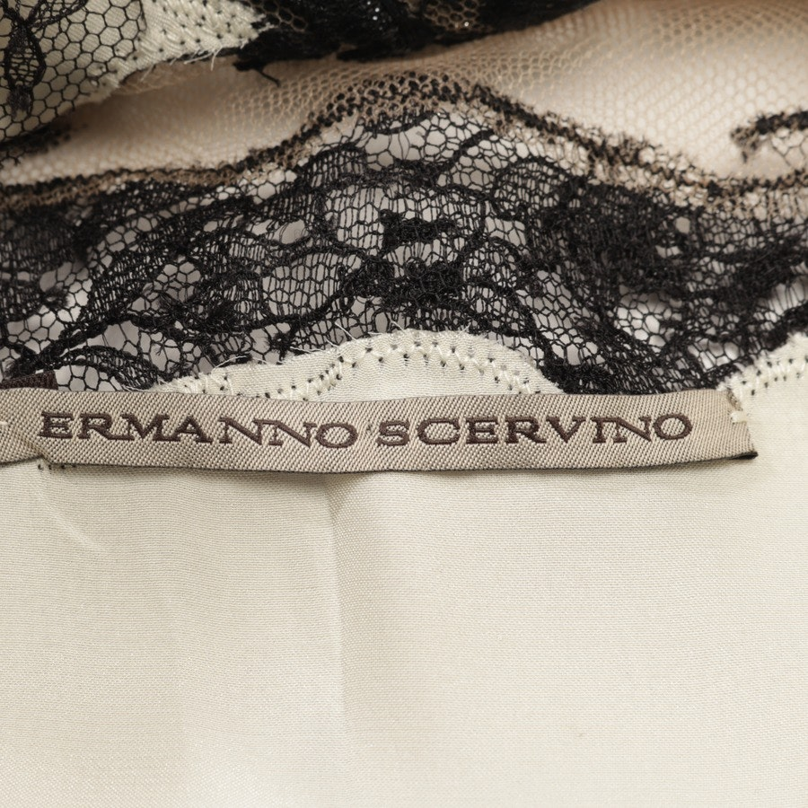 blouses & tunics from Ermanno Scervino in nude and black size 38 IT 44 - new