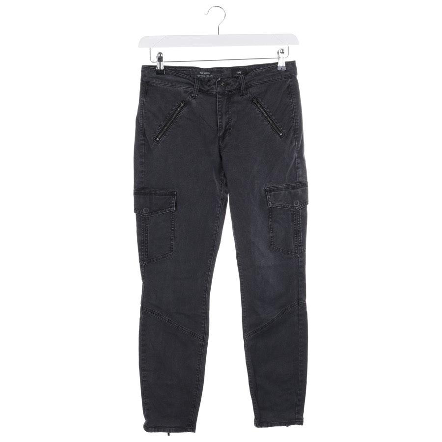 Jeans von AG Jeans in Anthrazit Gr. 28 - The Whitt