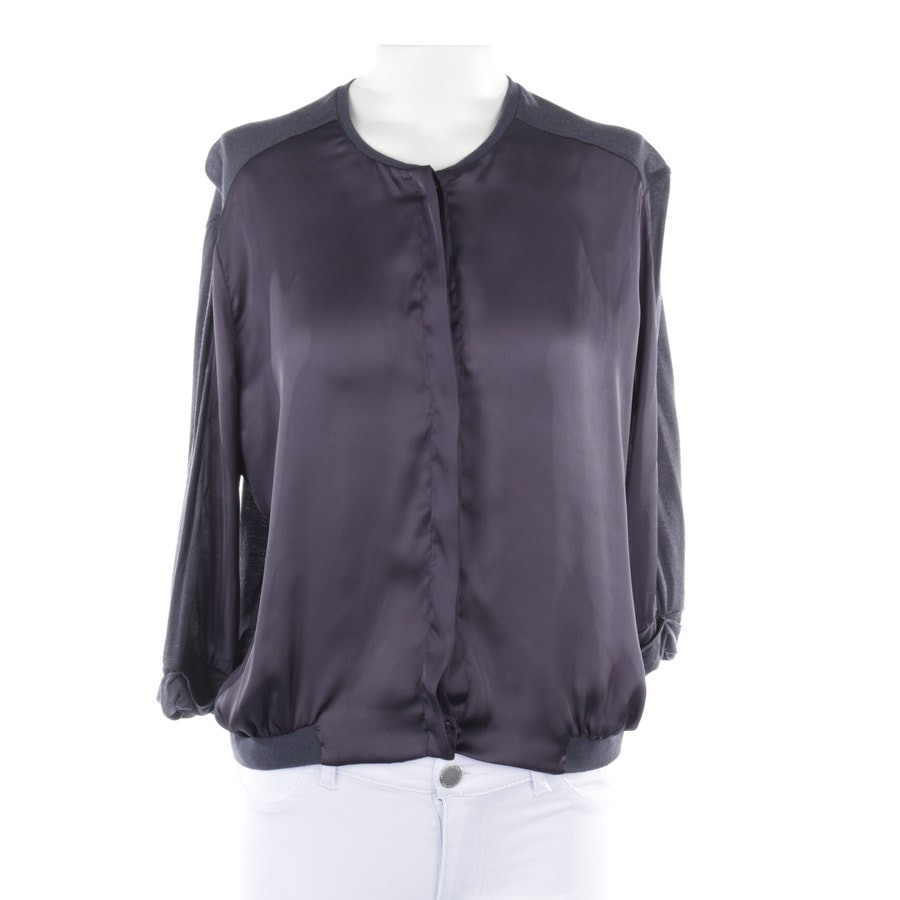 blouses & tunics from Schumacher in dark blue size M