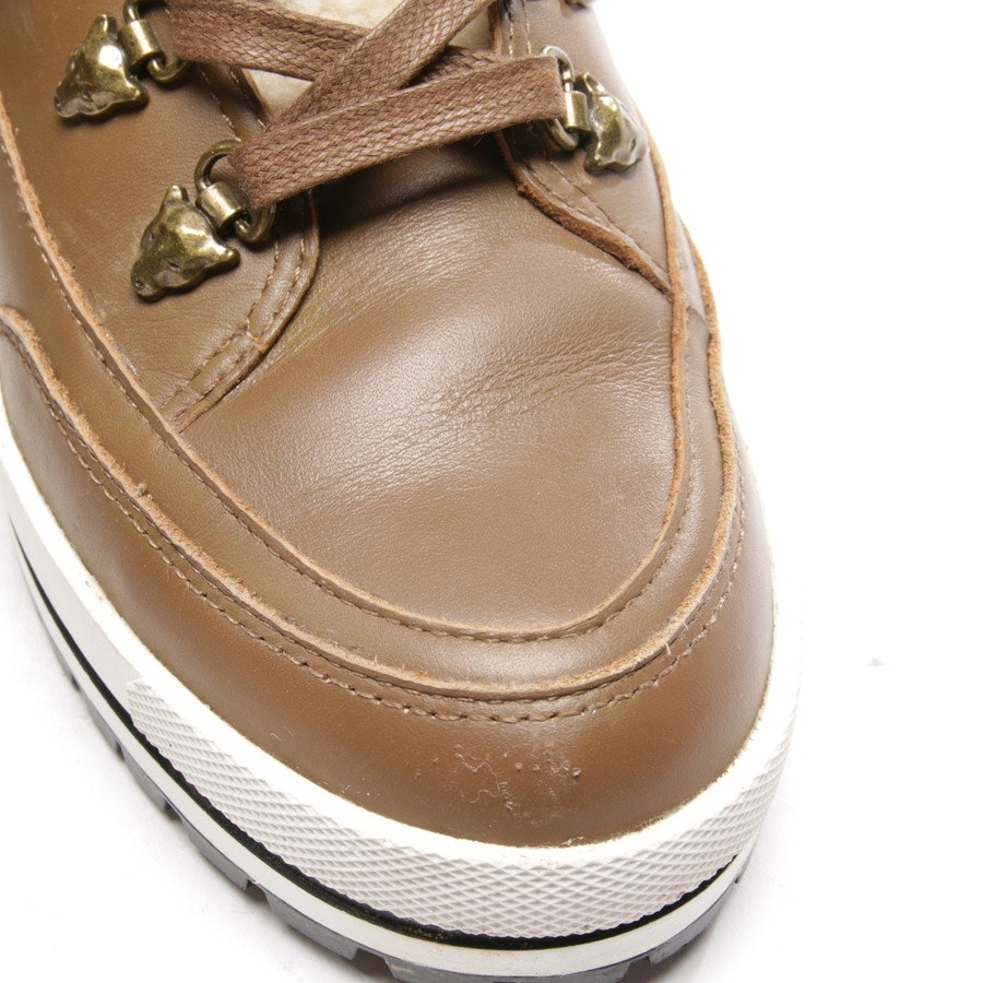 trainers from Marc Cain in brown size D 37