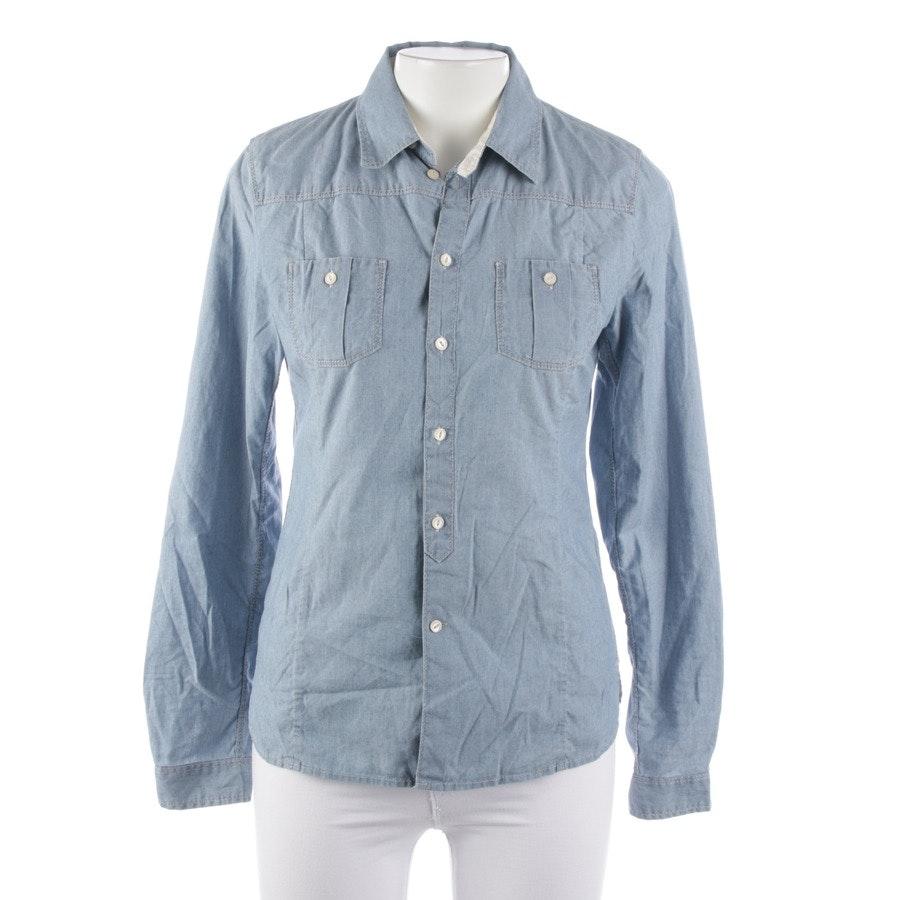 Jeansbluse von Marc O'Polo in Blau Gr. S