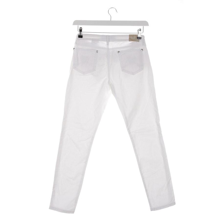 Hose von Love Moschino in Weiß Gr. W27