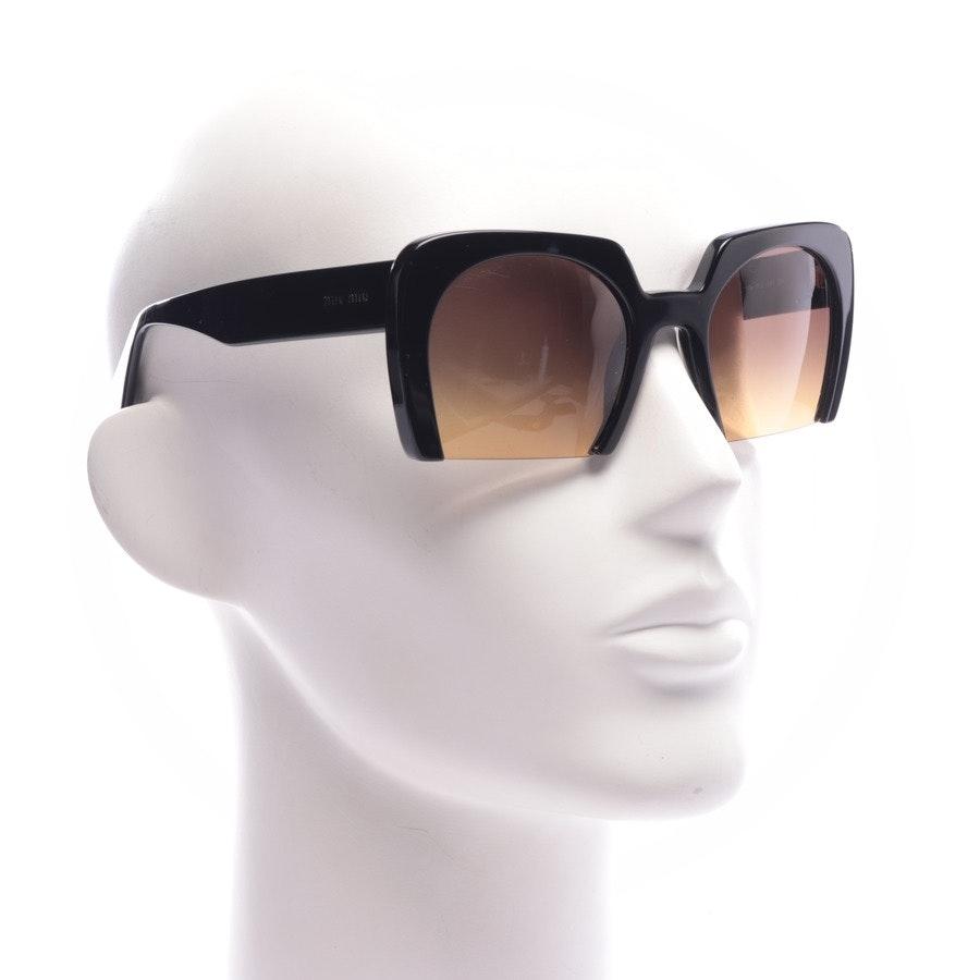 Sonnenbrille von Miu Miu in Schwarz - SMU03Q