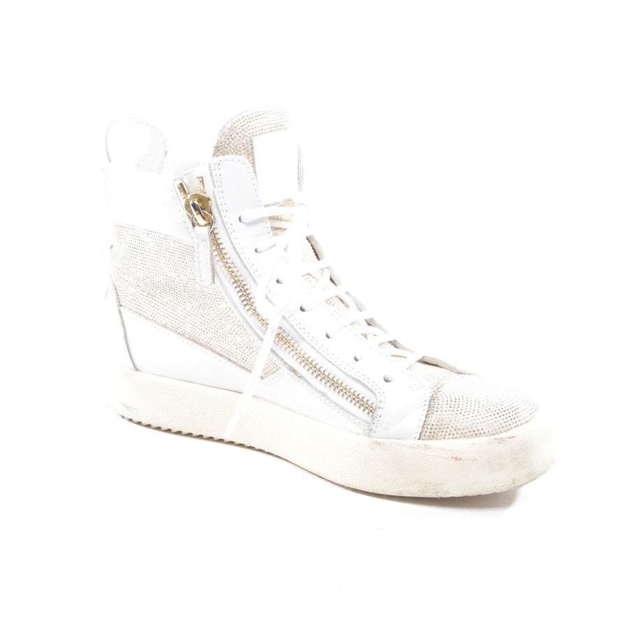Sneaker von Giuseppe Zanotti in Weiß Gr. D 39