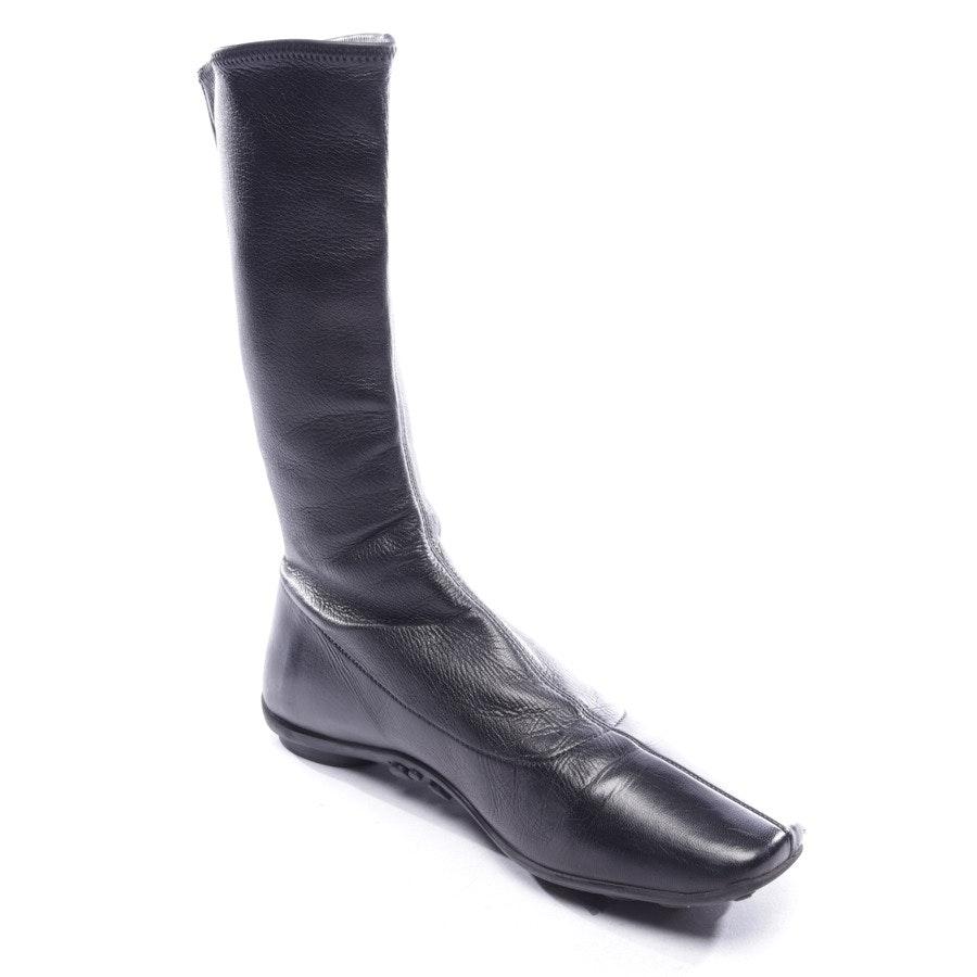 Stiefel von Prada in Schwarz Gr. EUR 39