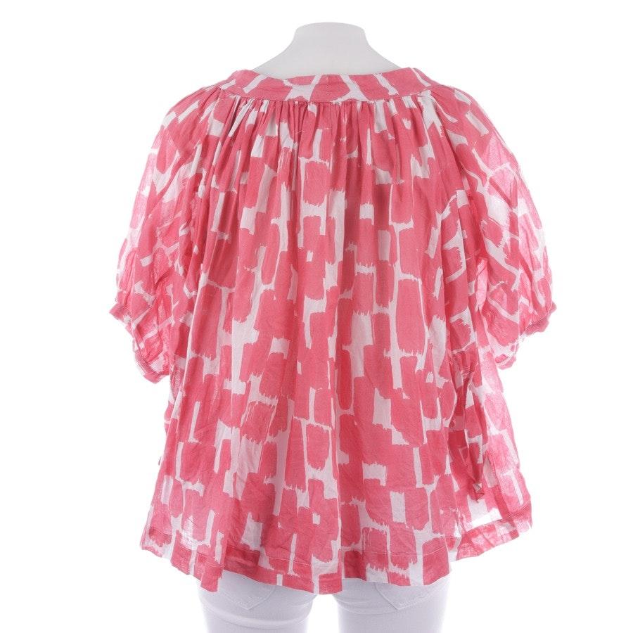 Bluse von See by Chloé in Pink und Weiß Gr. 38