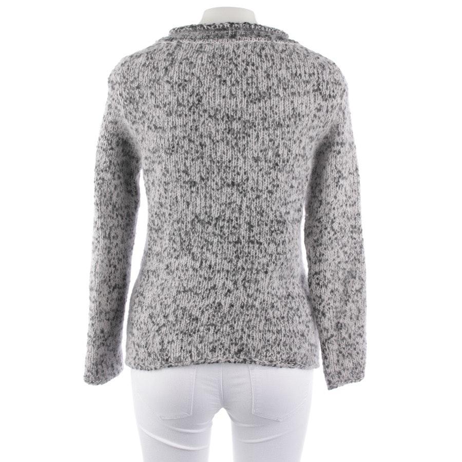 Pullover von Marc Cain in Schwarz und Weiß Gr. 34 N1