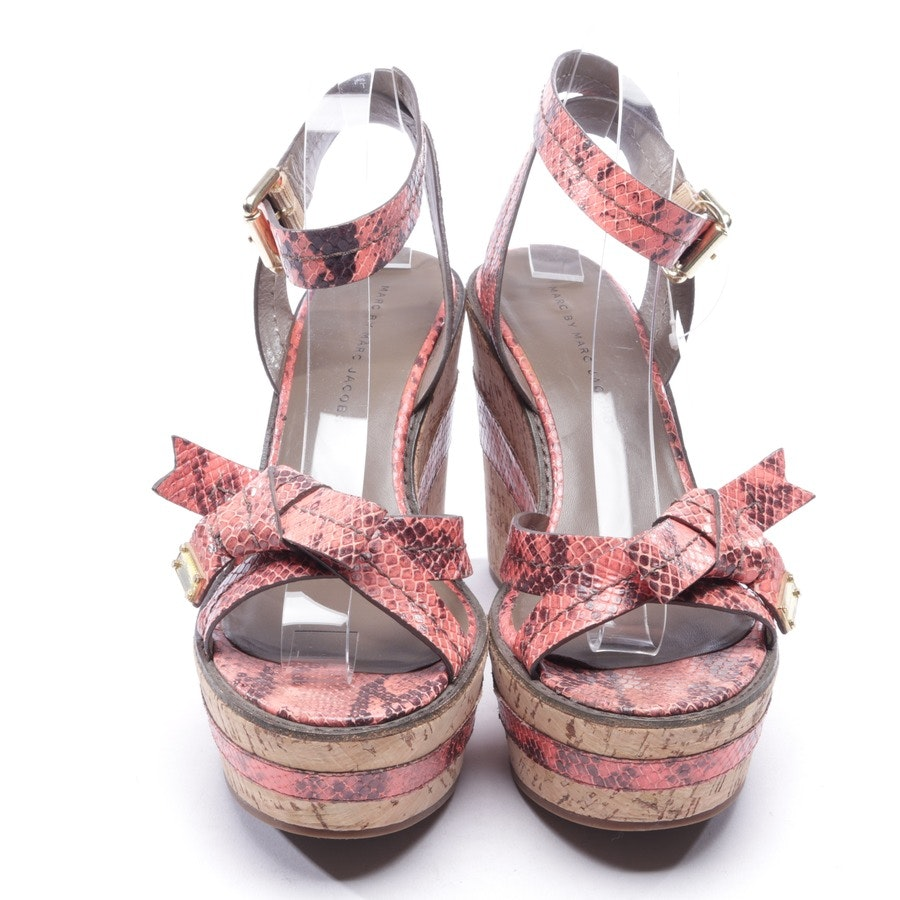 Wedges von Marc by Marc Jacobs in Multicolor Gr. D 40