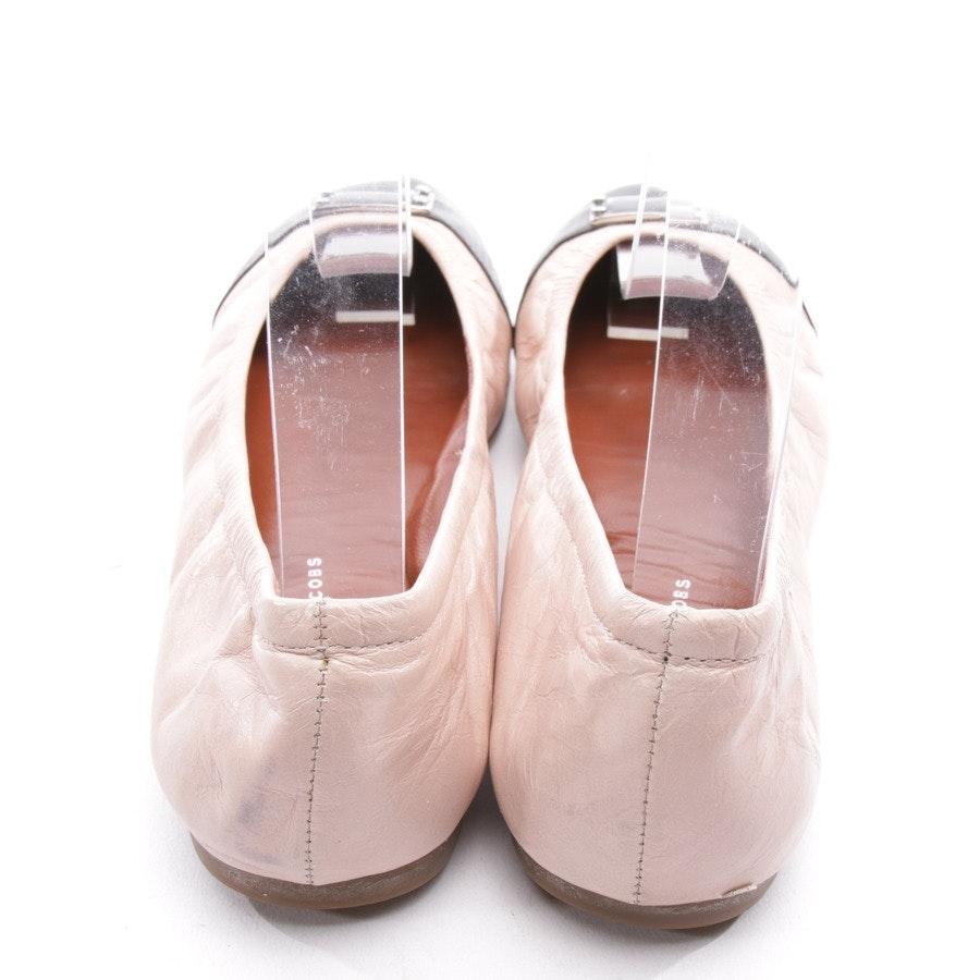 Ballerinas von Marc by Marc Jacobs in Rosa und Schwarz Gr. EUR 36