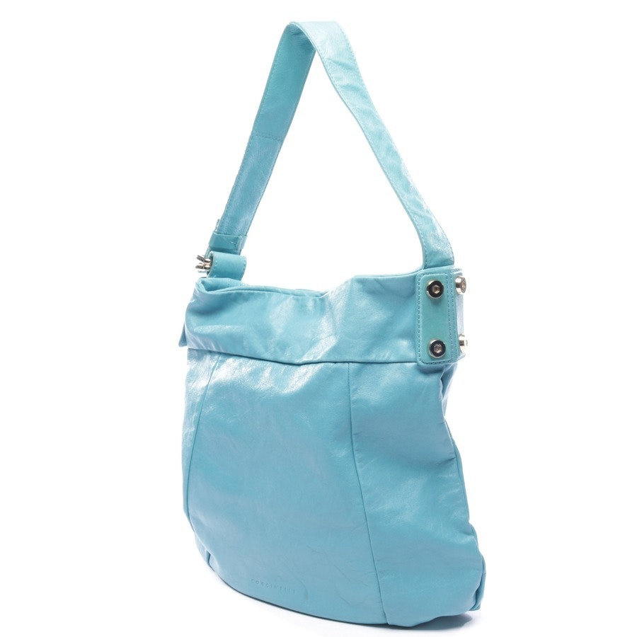 shoulder bag from Coccinelle in turquoise