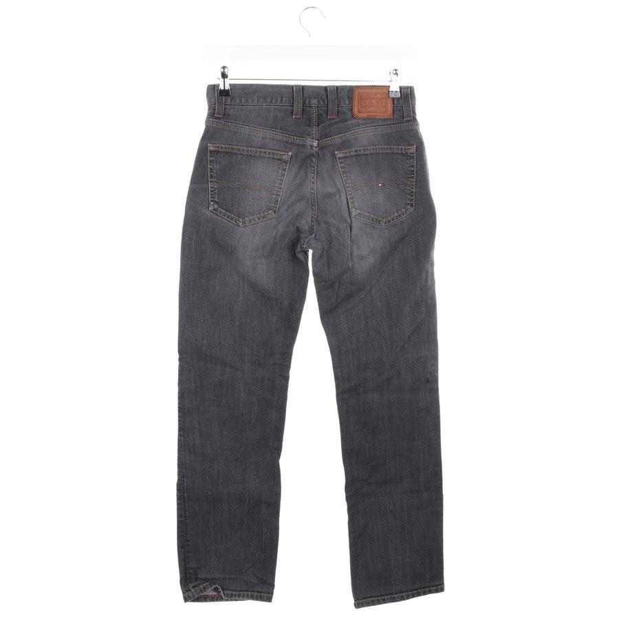Jeans von Tommy Hilfiger in Grau Gr. W31
