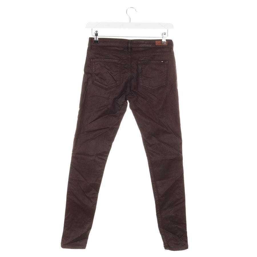 Jeans von Tommy Hilfiger in Bordeaux Gr. W29 - Como LW