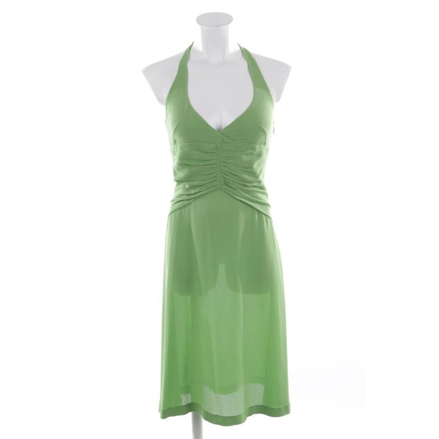 Seidenkleid von Chloé in Grün Gr. 34 FR 36